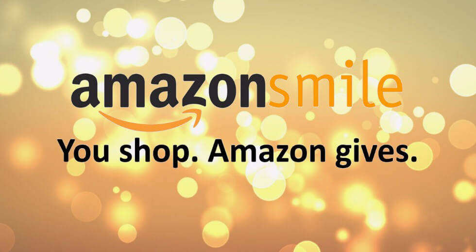 Amazon Smile, you shop Amazon Gives