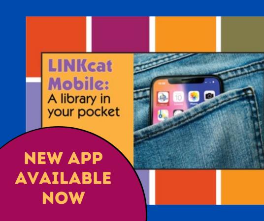 Download the new LINKcat mobile app.