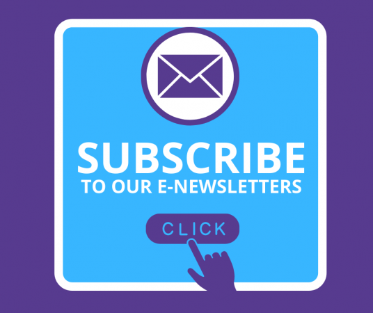 Click here to subscribe to our e-newsletters.